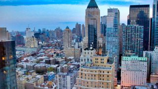 ニューヨークの摩天楼